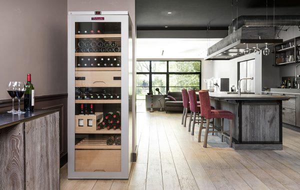 Caves à vin de service