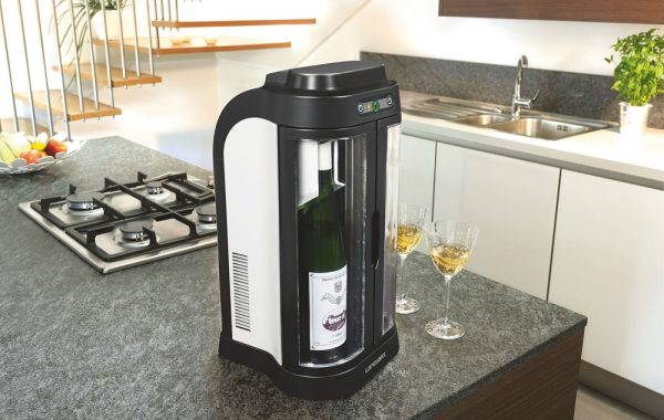 Service du vin