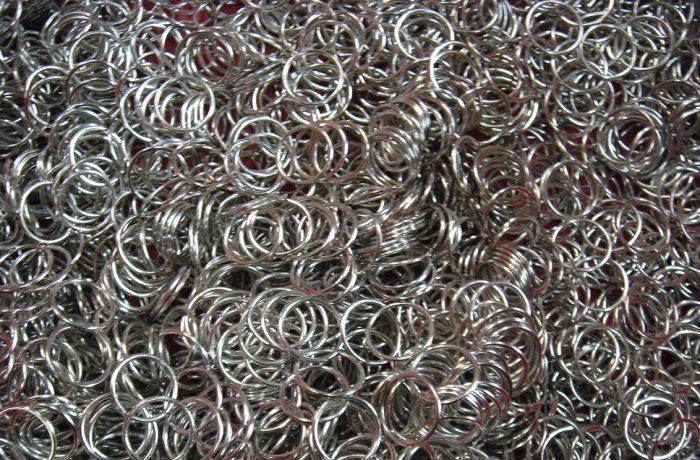 Pièces en fil acier/inox